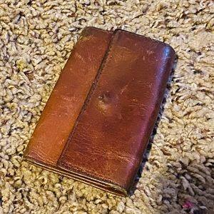 Vintage Christian Dior key wallet